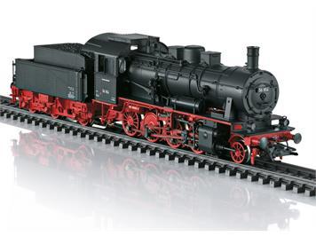 Märklin 37518 Güterzug-Dampflok BR 56 DB, AC, digital mfx+ mit Sound, H0