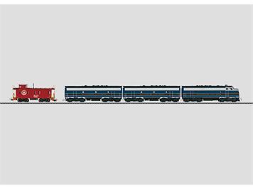 Märklin 37618 US Diesellokomotive EMD F7 Baltimore and Ohio