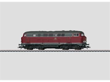 Märklin 37740 Diesellok BR 216 Lollo DB