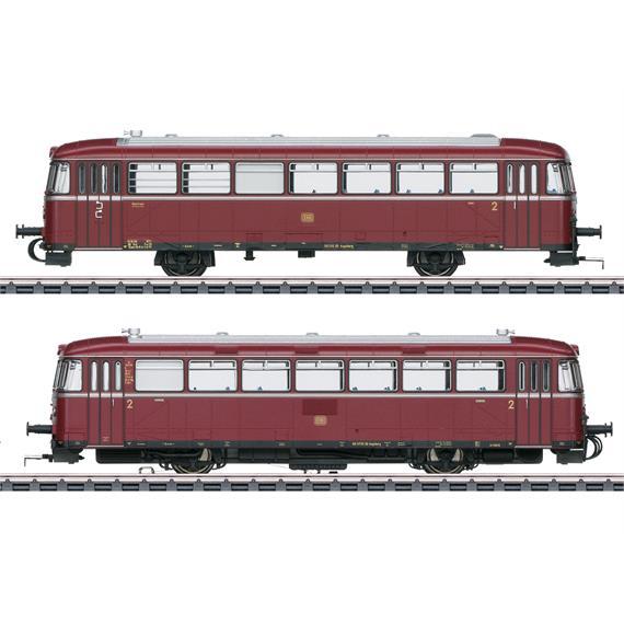 Märklin 39978 Schienenbus VT98 & VS98 DB mfx+/DCC mit Sound