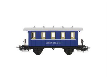 Märklin 4107.039 Sonderwagen zur 241-A-65, CH, H0 (1:87)