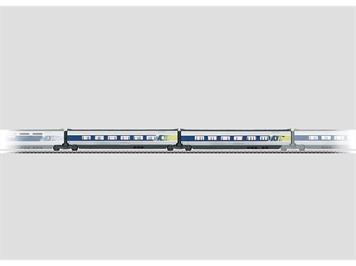 Märklin 43420 TGV Ergänzungswagen-Set 1