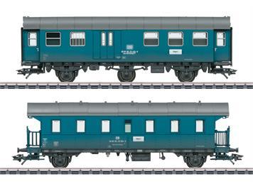 Märklin 46690 Bauzug-Wagen-Set, 4 Wagen, DB, Ep MHI, H0 (1:87)