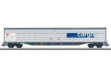 Märklin 48055 SBB Cargo AG Großraum-Schiebewandwagen, H0 (1:87)