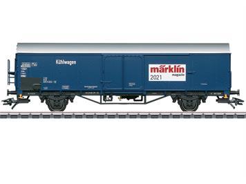 Märklin 48521 Magazin Jahreswagen 2021, H0 (1:87)