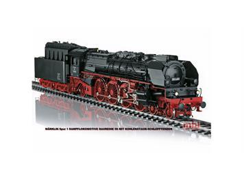 Märklin 55081 Dampflokomotive Baureihe 08 mit Kohlenstaub-Schlepptender, Spur 1