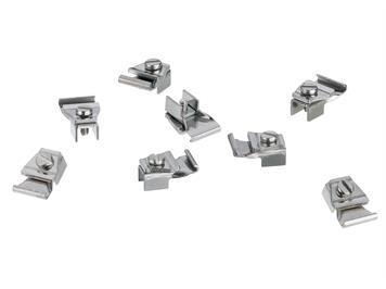 Märklin 59096 Anschlussklemmen-Set, 8 Stück, Spur 1