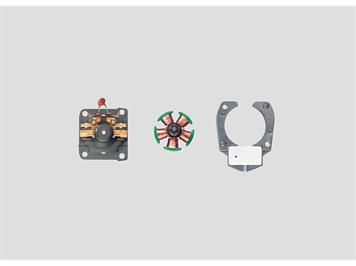 Märklin 60943 Hochleistungsmotor-Nachrüst-Set, H0 (1:87)