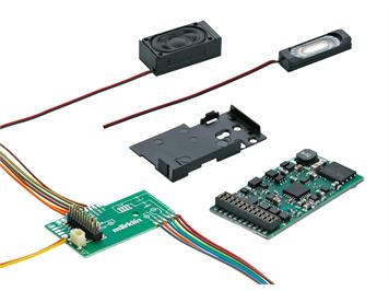 Märklin 60975 Sounddecoder mSD/3-Dampflok-Geräusch mit Leiterplatte, H0