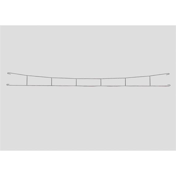 Märklin 70253 Fahrdraht 25,3 cm