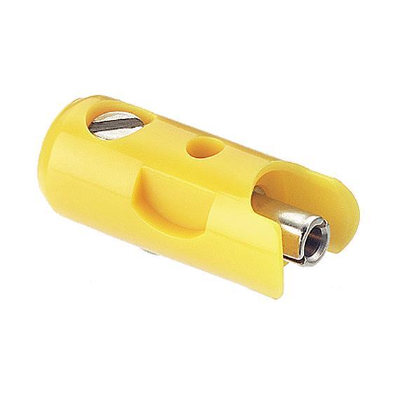 Märklin 71422 Muffen gelb, 10 Stück