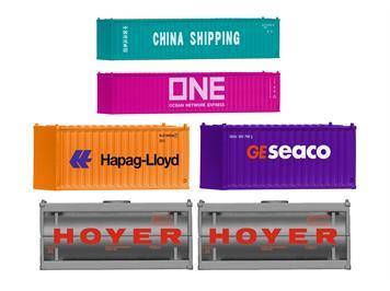 Märklin 72453 Start up - Container-Set, H0