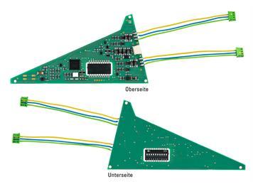 Märklin 74466 Digital-Decoder mfx für C-Dreiwegweiche, H0