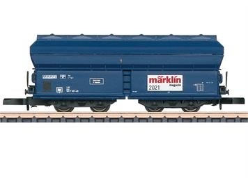Märklin 80831 Märklin-Magazin Jahreswagen 2021, Spur Z (1:220)