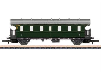 """Märklin 87512 Personenwagen""""Donnerbüchse"""" Ci der Deutschen Bundesbahn (DB). 2. Klasse, Z"""