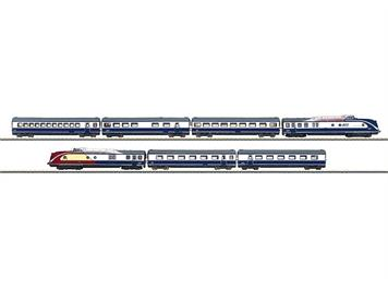 "Märklin 88735 Diesel-Triebzug Baureihe 601 ""Blue Star Train"" (BST) MHI (limitiert)"