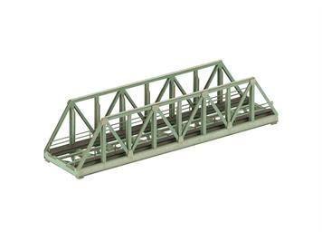 """Märklin 89759 Vorflutbrücke Stahl eingleisig """"Laser Cut"""", Z"""
