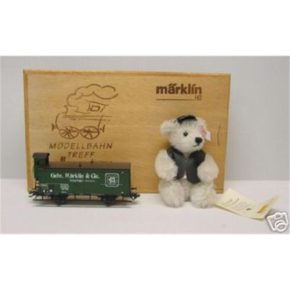 Märklin 94269 Nostalgieset Märklin/Steiff Modellbahntreff Göppingen HO