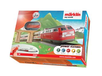 "Märklin myWorld 29302 Startpackung ""InterCity"" (Batterielok)"