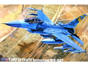 "Master Crasft D-116 F-16CJ Block 50 ""70th FS Anniversary"" 1:72"