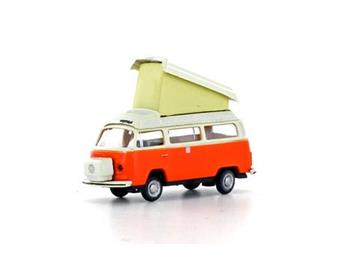 miNis LC3881 VW T2 Camper orange N