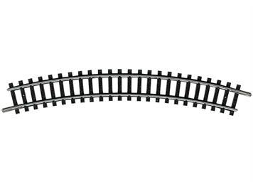 Minitrix 14922 gebogenes Gleis R2 30°