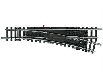 Minitrix 14939 Rechts-Weiche 15° polarisiert, N