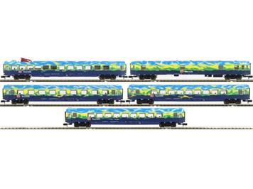Minitrix 15426 Wagen-Set Touristikzug DB AG