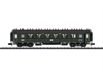 Minitrix 15969 Schnellzugwagen 1./2. Klasse K.Bay.Sts.B.