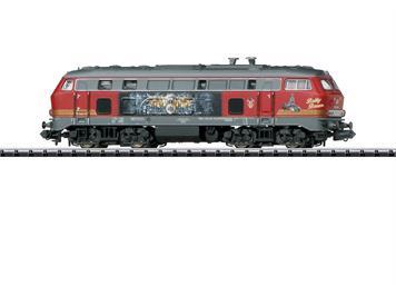 Minitrix 16289 Diesellok BR 218 469-5 digital DCC/Selectrix mit Sound