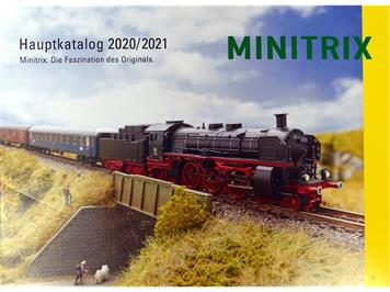 Minitrix 19852 Katalog N 2020/2021 deutsch
