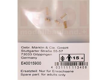 Minitrix 40015900 Motorbürsten mit Druckfeder, N (1:160)