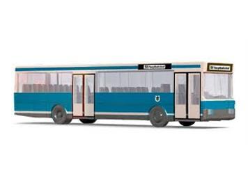 Minitrix 65405 Omnibus / Stadtbus MVG (München) N