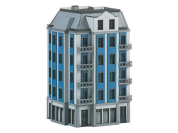 Minitrix 66308 Bausatz Eck-Stadthaus Jugendstil N