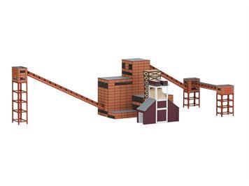 "Minitrix 66314 Bausatz Zeche Zollverein ""Kokerei 2"" N"