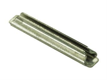 Minitrix 66525 Schienenverbinder Metall (20 Stück), N (1:160)