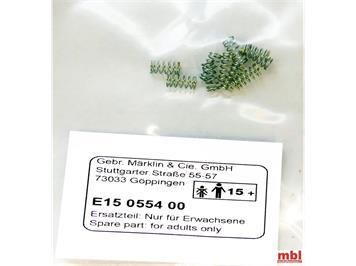 Minitrix E15055400 Druckfeder (VP à 10 Stück), N