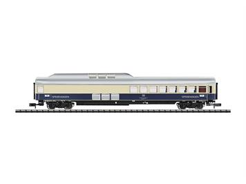 Minitrix Rheingold-Speisewagen DB Spur N