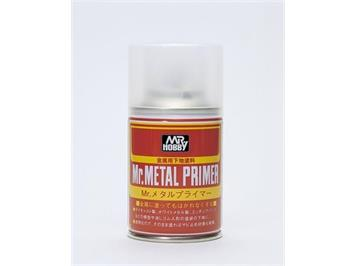 Mr. Hobby (Gunze Sangyo) B-504 Mr. Metal Primer Spray (100 ml)