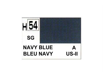 Mr. Hobby (Gunze Sangyo) H-054 marineblau halbmatt