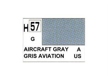 Mr. Hobby (Gunze Sangyo) H-057 flugzeuggrau glanz