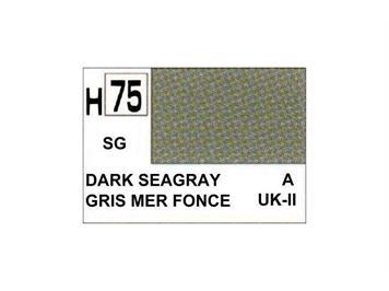 Mr. Hobby (Gunze Sangyo) H-075 seegrau dunkel