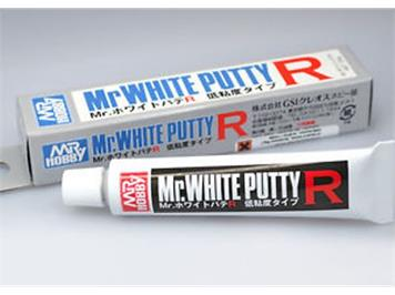 Mr. Hobby (Gunze Sangyo) P-123 Mr. White Putty R (Spachtelmasse fliessend 25 gr.)