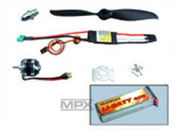 "Multiplex Antriebssatz ""MiniMag BRUSHLESS"" Li-Batt"