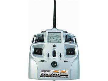 Multiplex Sender COCKPIT SX M-Link set 2,4 GHz