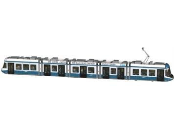 "Navemo 230 12 004 Cobra-Niederflurstrassenbahn VBZ Be 5/6 ""Vorserienausführung"" HOm"