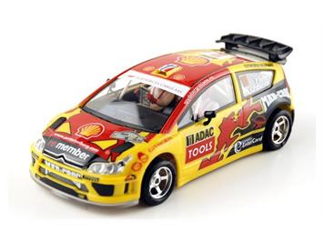 Ninco 50574 Citroen C4 Shell Lightning