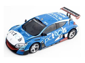 "Ninco 50605 Renault Megane Trophy 09 ""PC Tools"" Lightning"