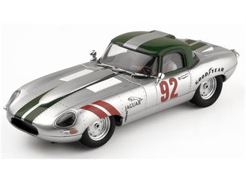 "Ninco 50611 Jaguar E-Type Roadster ""Silver 62"" (Ninco Sport)"