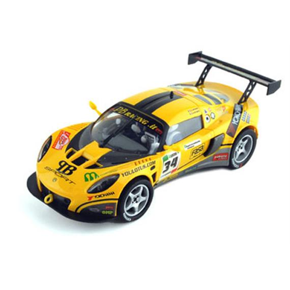Ninco Lotus Exige GT3 PB Racing, Fahrzeuge 1:32